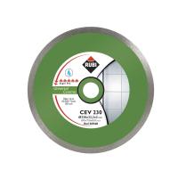 Диск сплошной для керамики RUBI CEV 230 SUPERPRO
