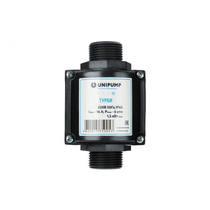 Блок управления компрессором (насосом) ТУРБИ