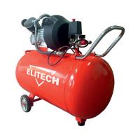 Масляный компрессор Elitech КПМ 360/100