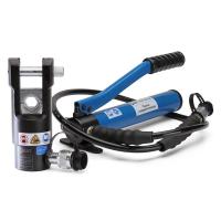 Пресс гидравлический помповый КВТ ПГП-300