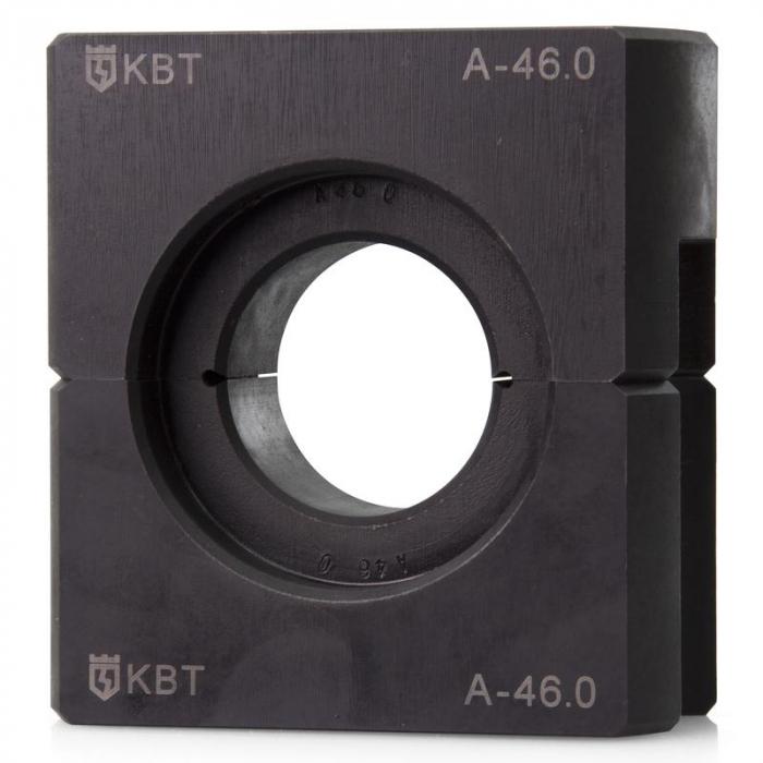 Матрица для стал. зажима шестигр. КВТ МШ-14,5-С/100т