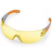 Очки защитные Stihl DYNAMIC Light Plus желтые