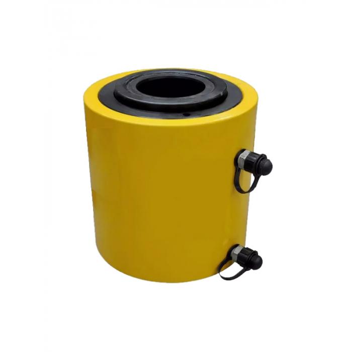 Домкрат гидравлический TOR ДП150Г50 (HHYG-15050KS), 150 т с полым штоком
