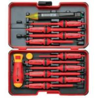 Набор инструментов E-SMART в электроизолированном исполнении VDE до 1000В KLAUKE KL301IS