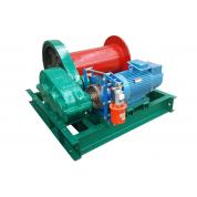 Лебедка электрическая TOR ЛМ (тип JM) г/п 1,0 тн Н=120 м (б/каната)