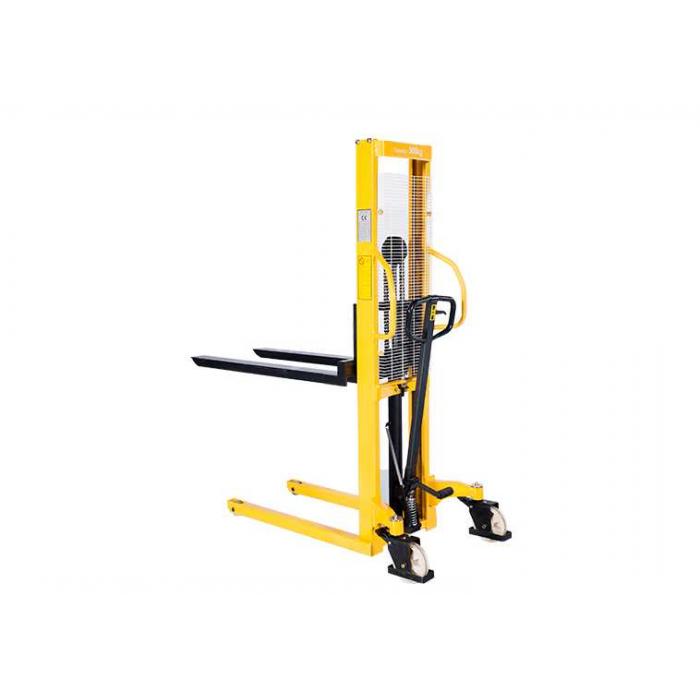 Штабелер ручной гидравлический с расширенными опорами TOR г/п 1 т 2,0 м WMSA1000-2000