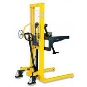 Штабелер-бочкокантователь ручной гидравлический TOR 500 кг 3000 мм WDS500-3000