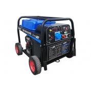 Бензиновый сварочный генератор ТСС PROF GGW 6.0/200E (MMA/TIG/Cellulose)