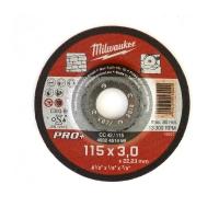 Отрезной диск по бетону Milwaukee CC 42 / 115 x 3 x 22.2 мм (1шт)