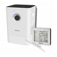 Мойка воздуха Boneco W400 + Гигрометр-термометр + Антимикробный стержень в подарок!