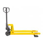 Тележка гидравлическая XILIN г/п 2500 кг BFT 550x1150, 4 направления (полиуретан.колеса)