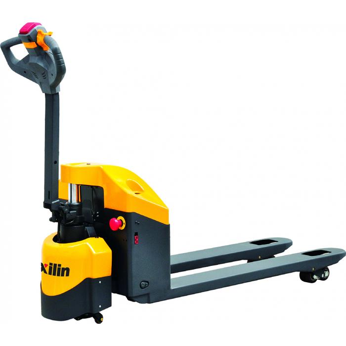 Тележка электрическая самоходная XILIN г/п 1500 CBD15W-E