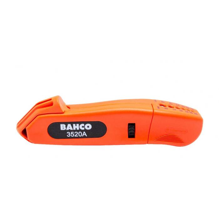 Стриппер для удаления оболочки кабеля Bahco 3520 A