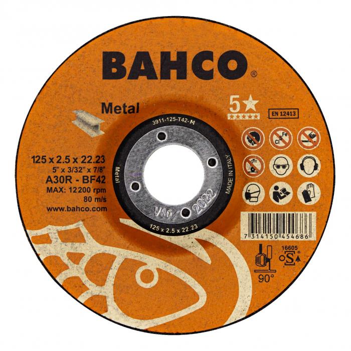 Высокопроизводительная дисковая пила Bahco 3911-230-T42-M