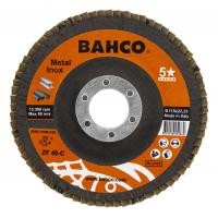 Диск конического типа для шлифования Bahco 3926-125IM-C80