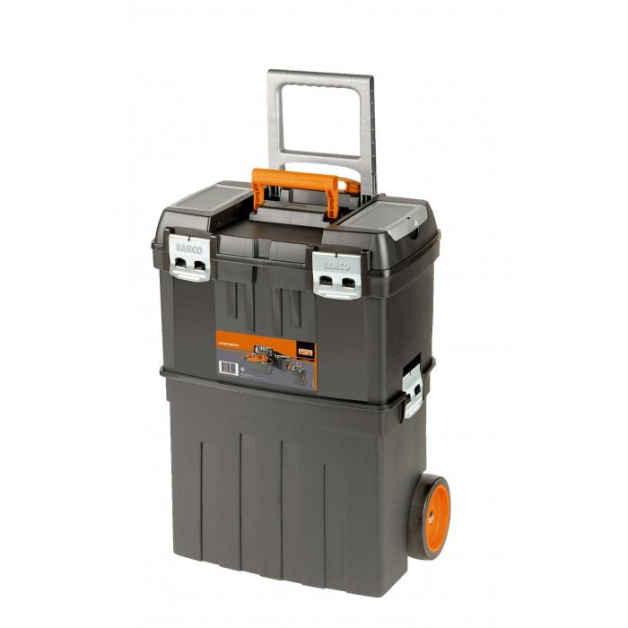 Ящик пластиковый на колесах Bahco 4750PTBW47