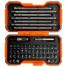 Набор стандартных бит для отверток Bahco 59/S54BC
