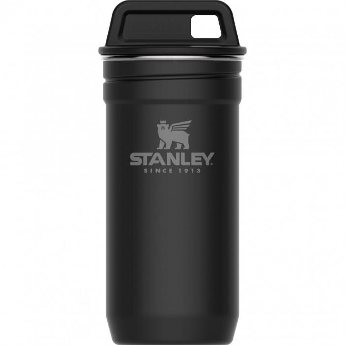 Набор стопок Stanley Adventure 0,59mL Черный