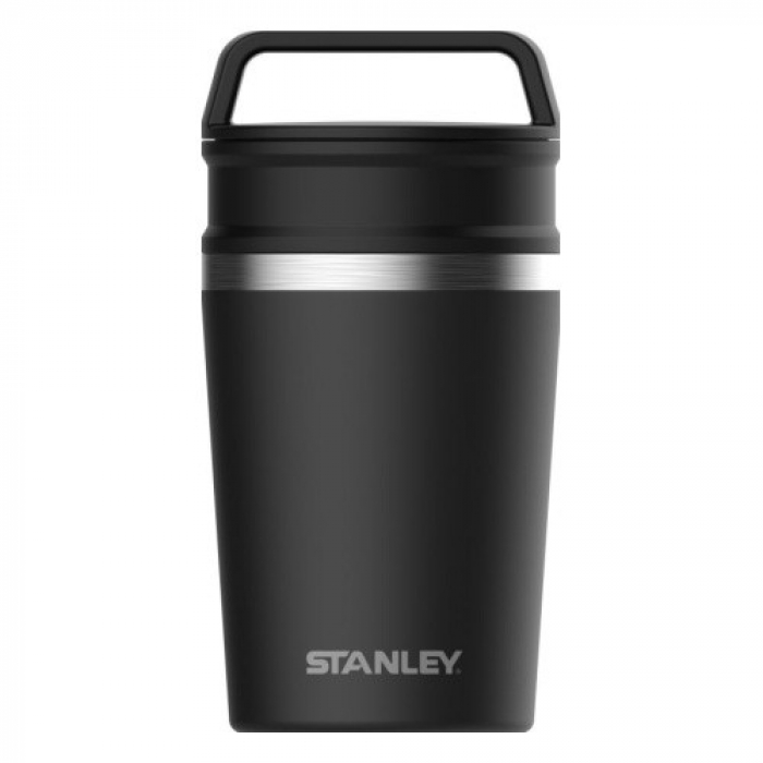 Термокружка STANLEY Adventure 0,23L, Черный