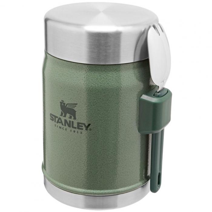 Термос для еды STANLEY Classic 0.4L, Зеленый