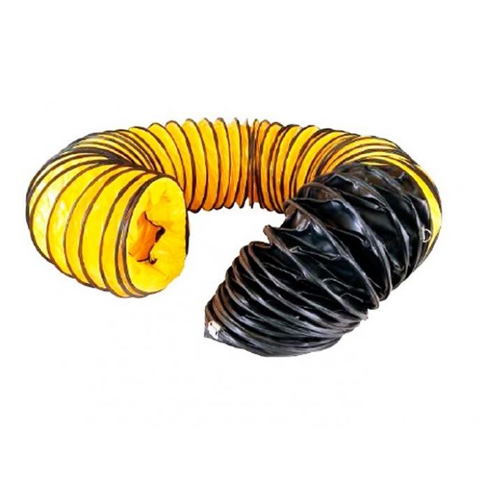 Гибкий шланг MASTER (желто-черный) D610, L7600