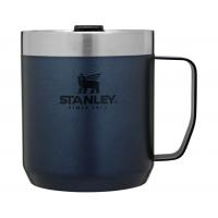 Термокружка с ручкой STANLEY Classic 0.35L, Синий