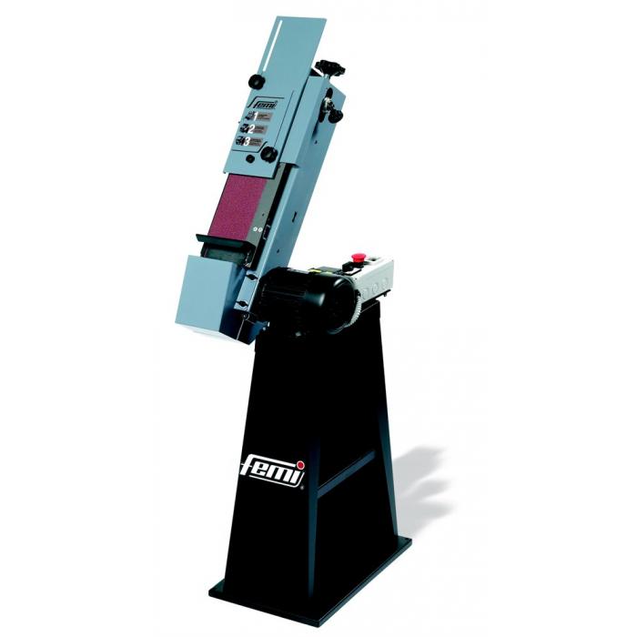 Поворотный ленточно-шлифовальный станок FEMI 507B