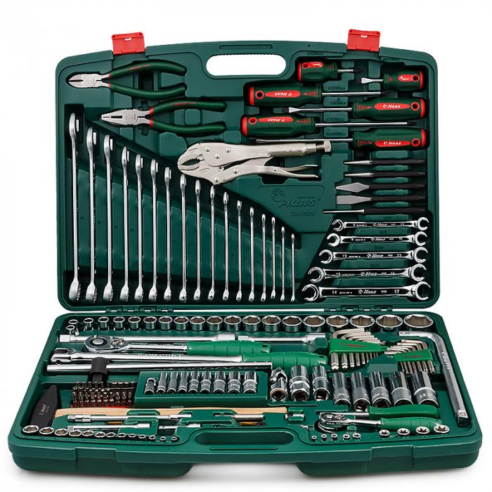 Набор инструмента (158 предметов) Hans ТK-158V