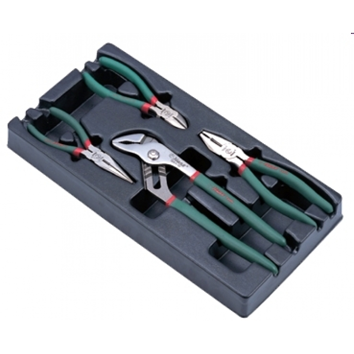 Набор губцевого инструмента Hans в ложементе TT-12