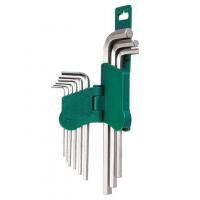Набор шестигранных ключей Г-образных Hans 16764-29M