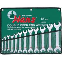 Набор рожковых гаечных ключей Hans 16510M