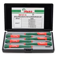 Набор отверток для точной механики Hans 06141-6