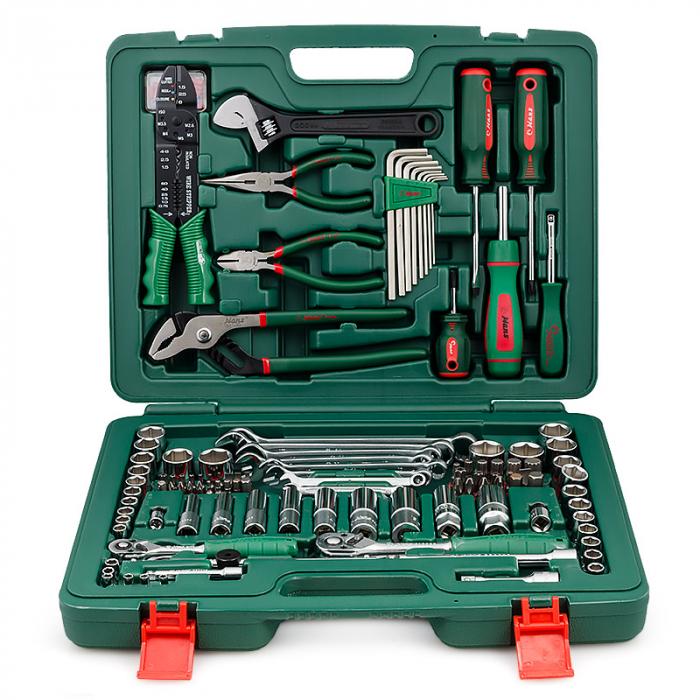 Набор инструмента (148 предметов) Hans TK-148