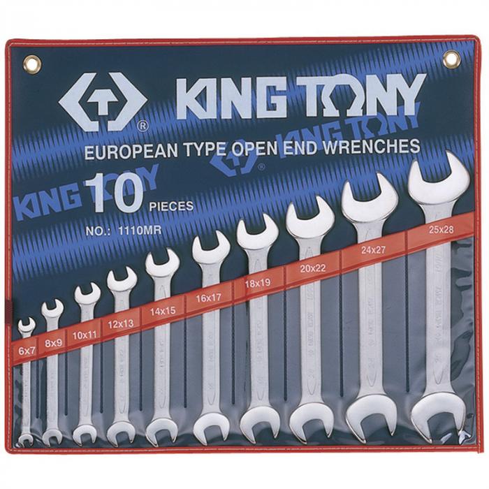 Набор ключей KING TONY 1110MR