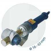 Паяльник для полипропиленовых труб ручной DYTRON Polys P-4a 650W TraceWeld SOLO
