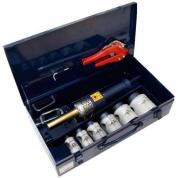 Паяльник для полипропиленовых труб ручной DYTRON Polys P-4a 650W TraceWeld STANDARD blue