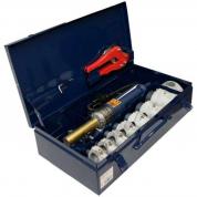 Паяльник для полипропиленовых труб ручной DYTRON Polys P-4a 650W TraceWeld PROFI blue