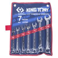 Набор ключей KING TONY 1207MR