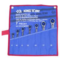 Набор ключей KING TONY 12107MRN01