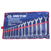 Набор ключей KING TONY 1214MR