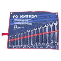 Набор ключей KING TONY 1215MR01