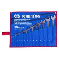 Набор ключей KING TONY 1215MRN02