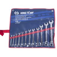 Набор ключей KING TONY 1272MR