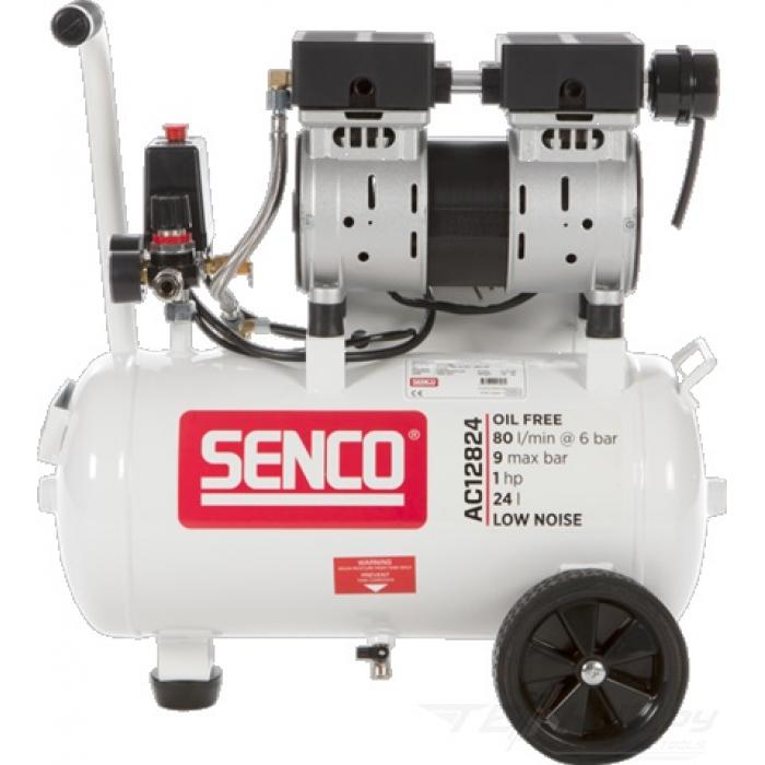 Безмасляный компрессор AC12824 SENCO AFN0035