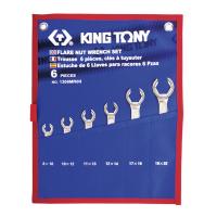 Набор разрезных ключей KING TONY 1306MRN
