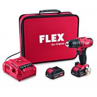 Аккумуляторный шуруповерт Flex DD 2G 10.8-LD/2.5 Set Promo