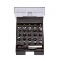 Набор бит Felo С6,3х25 25шт + магнитный держатель