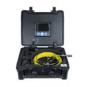 ТВ камера для канализации Rotorica 3199F-MC со счетчиком расстояния, длина 30 м