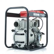 Дизельная мотопомпа для загрязненной воды Koshin KTY-100D