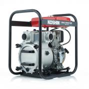 Дизельная мотопомпа для загрязненной воды Koshin KTY-80D
